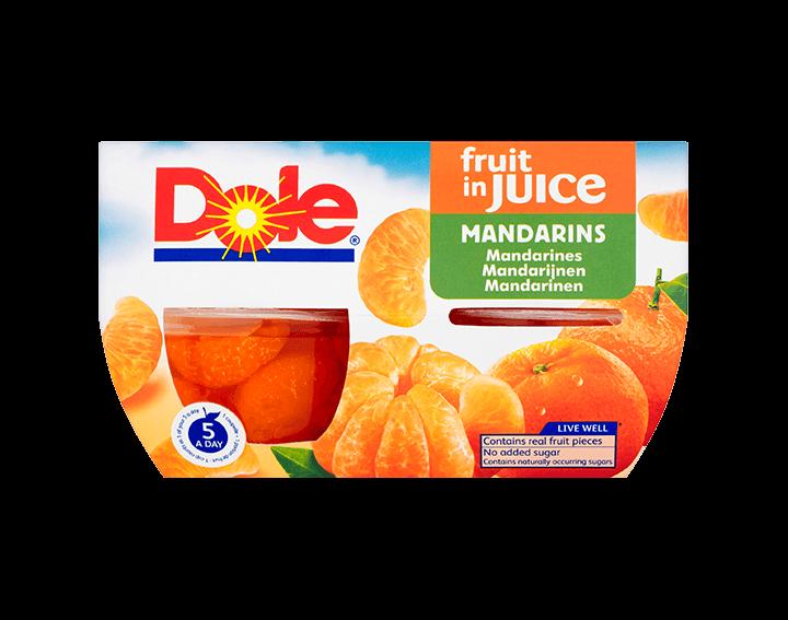 Mandarins in Juice 4x113g