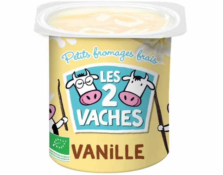 Les P'tits Miam à la vanille