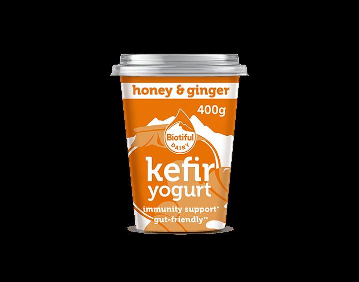 Honey and Ginger 400g