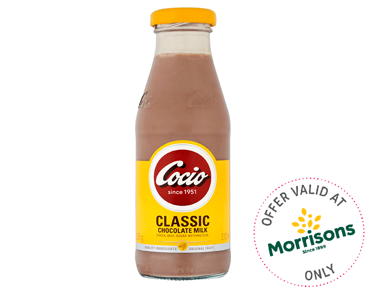Classic Chocolate Milk 270ml