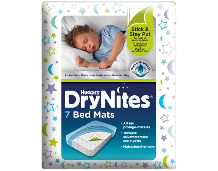 Alèse absorbante BedMats DRYNITES® 3-15 ans