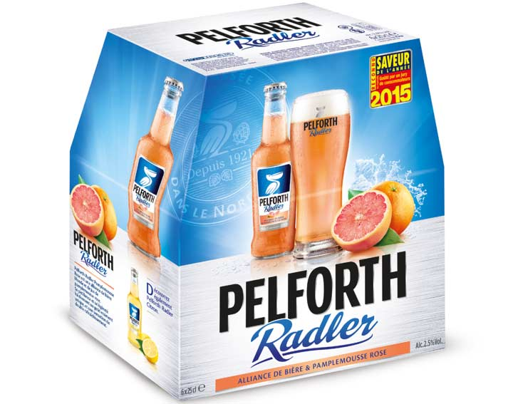 Pelforth Radler Pamplemousse