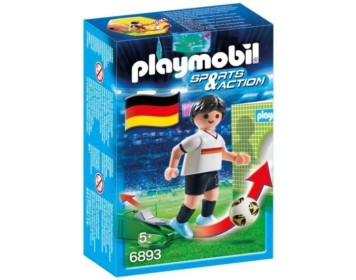 Joueur de foot Allemand