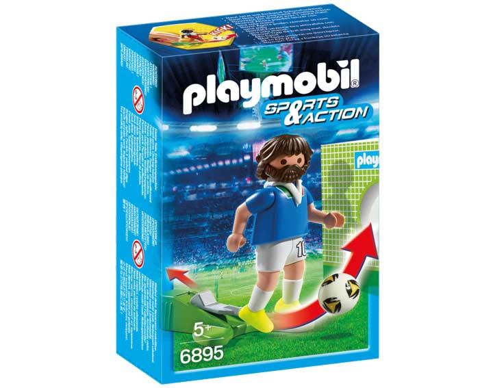 Joueur de foot Italien