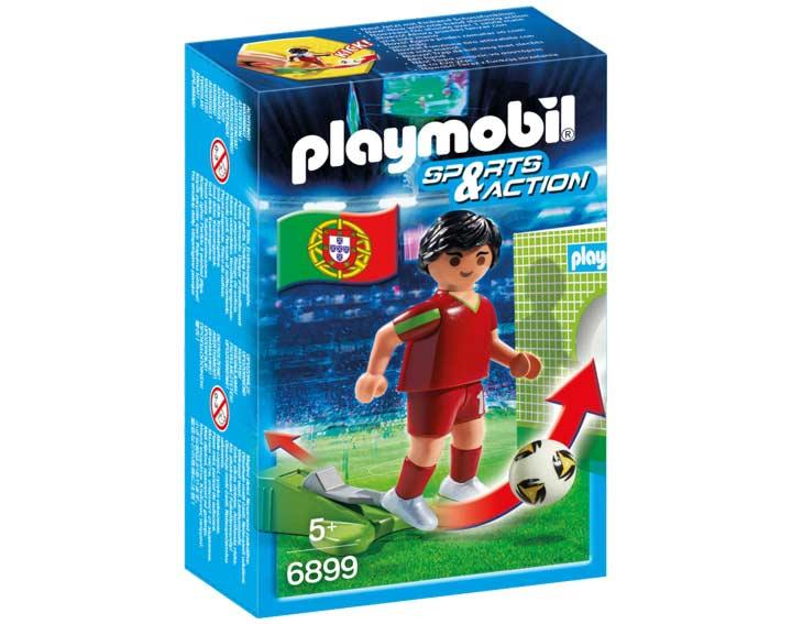 Joueur de foot Portugais