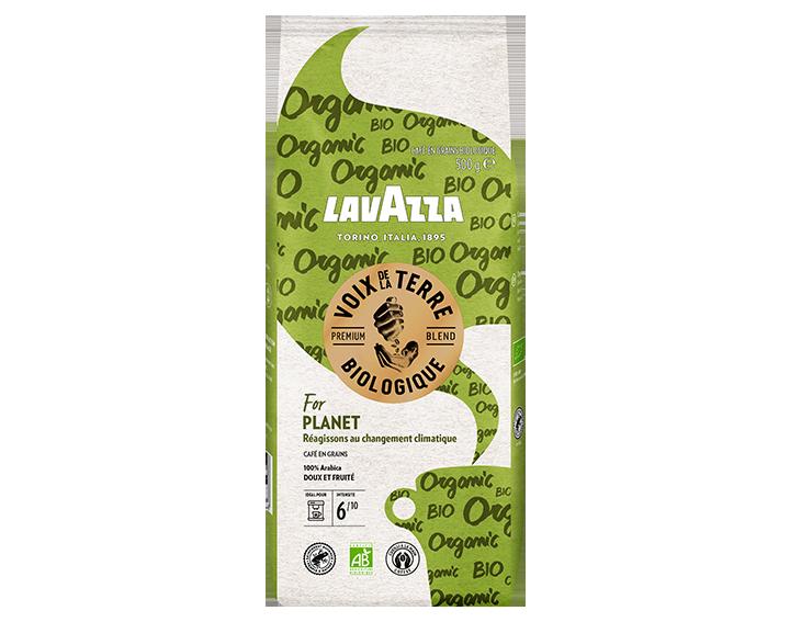 Café grains Voix de la Terre For Planet