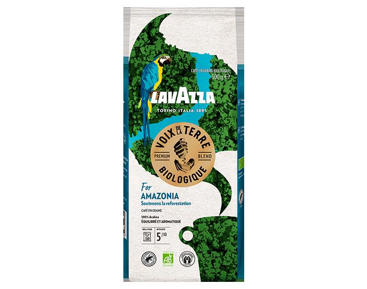 Café grains Voix de la Terre For Amazonia