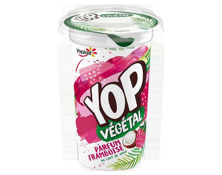 YOP Végétal Framboise