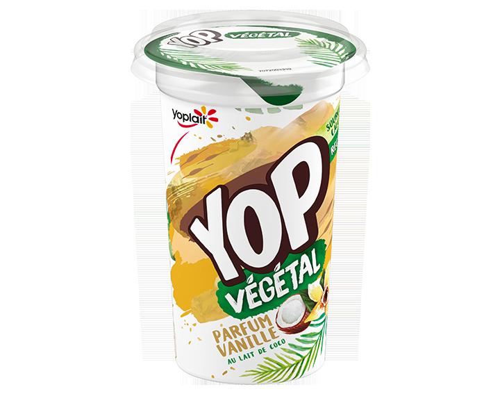 YOP Végétal Vanille