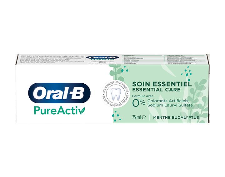 Oral-B PureActiv Soin Essentiel 75ml