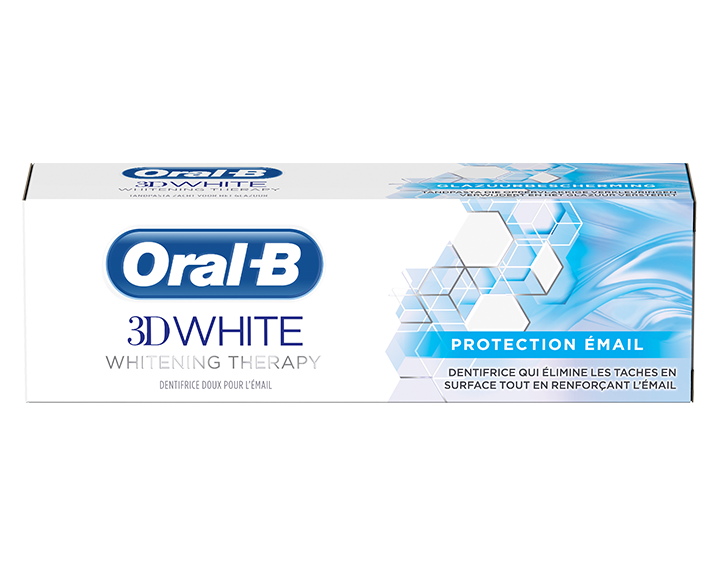 Oral-B 3D White Whitening Therapy Protection Email 75ml