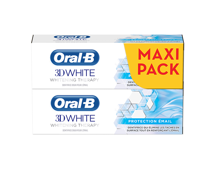 Oral-B 3D White Whitening Therapy Protection Email 2x75ml