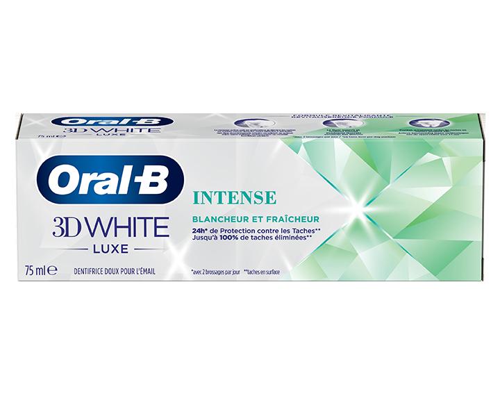 Oral-B 3D White Luxe Intense 75ml