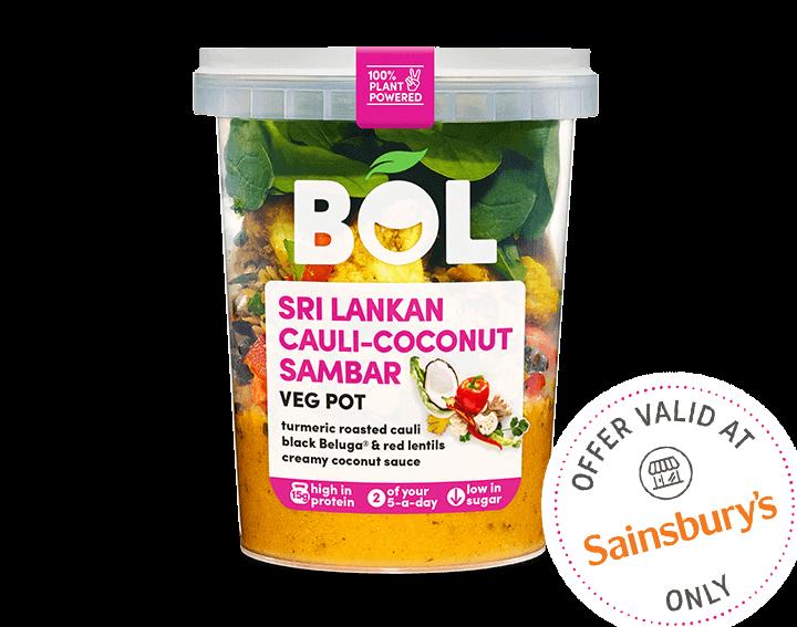 Sri Lankan Cauli-Coconut Sambar 345g