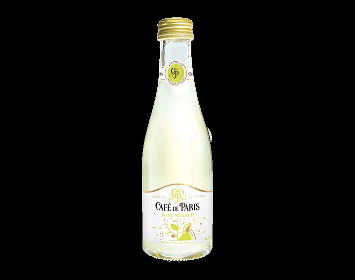 Wine Seltzer Saveur Fleur de Sureau 20cl