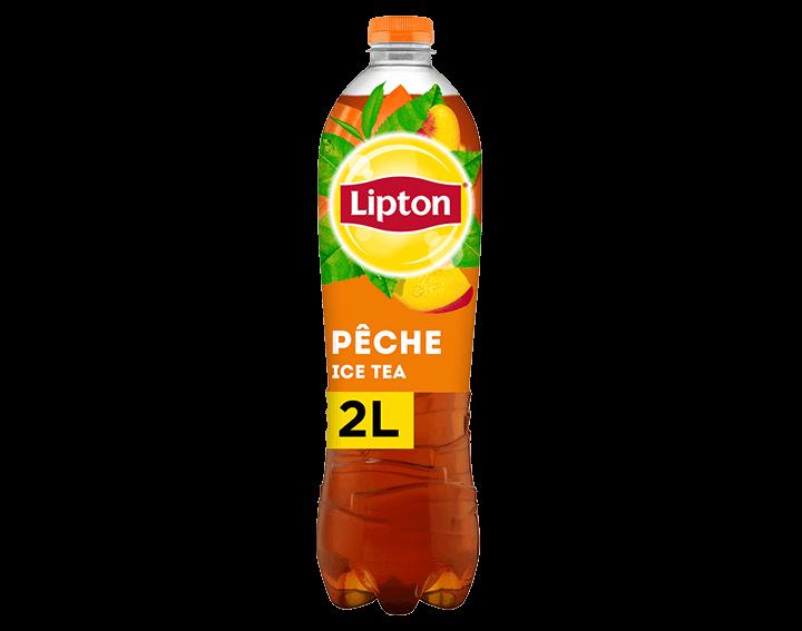 Lipton Saveur Pêche 2L