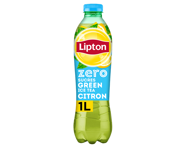 Lipton Green Zero Green Ice Tea Citron 1L
