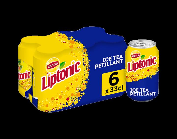Liptonic Original Can 6x33cL