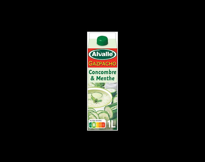 Gazpacho Concombre Menthe 1L
