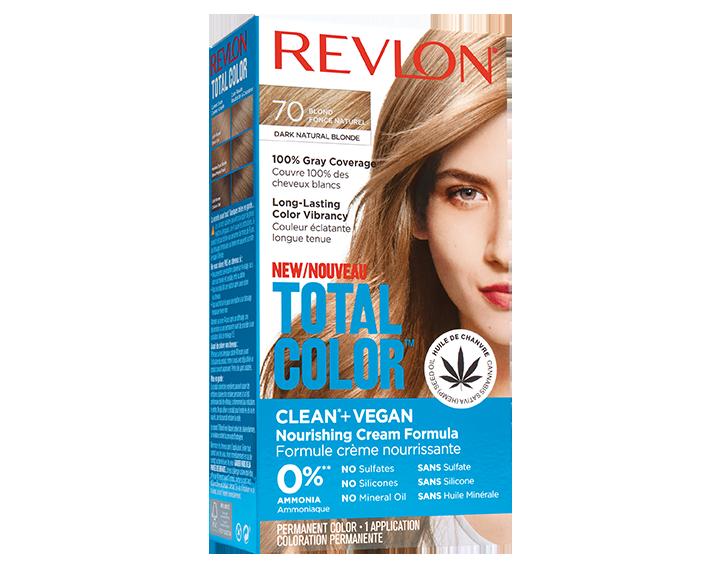 TOTAL COLOR™ 70 Blond Foncé Naturel