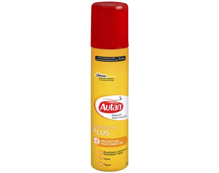 Spray Autan® Protection Plus