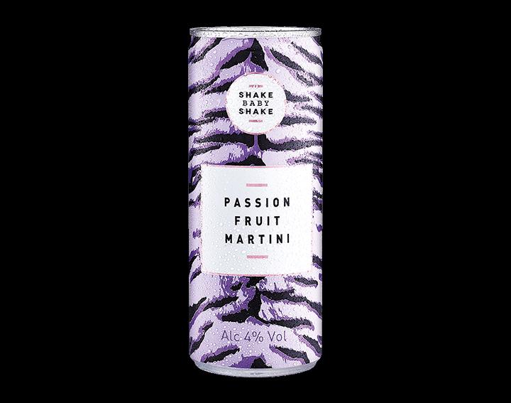Passion Fruit Martini 250ml