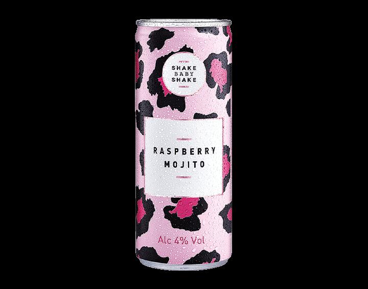 Raspberry Mojito 250ml