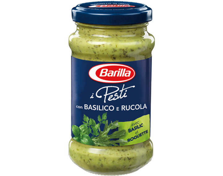 Pesto Basilic & Roquette