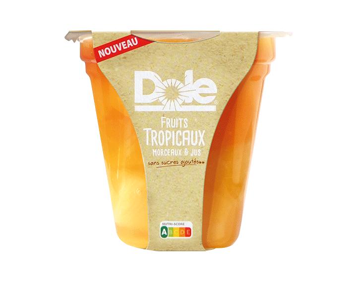 Dole Fruits Tropicaux 198g