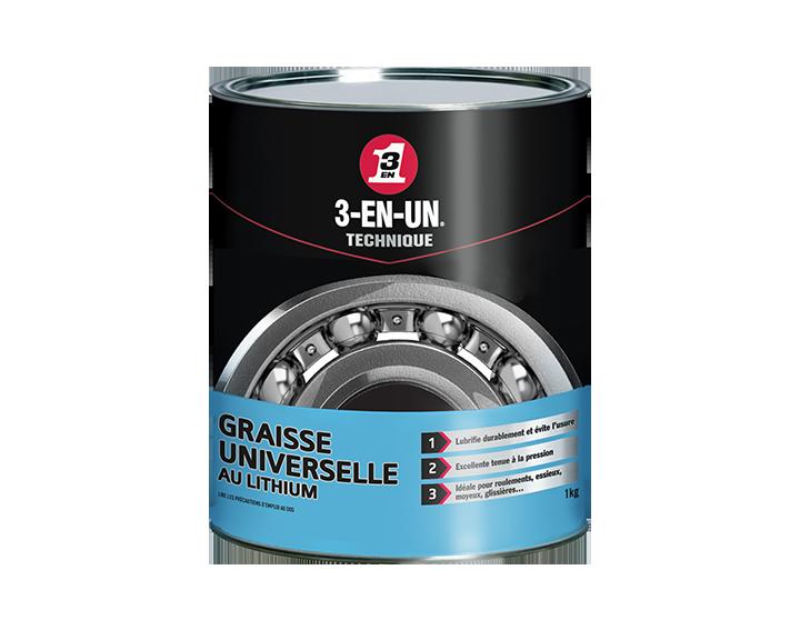 Graisse Universelle au Lithium 1 kg