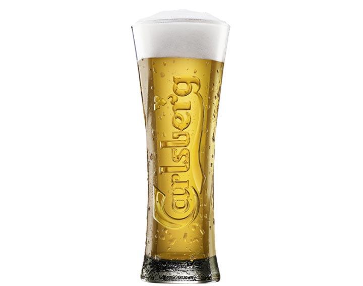 Bière pression Carlsberg 50cl
