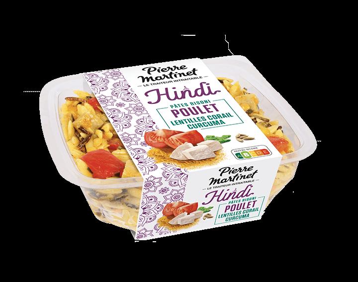 Salade Hindi 220g