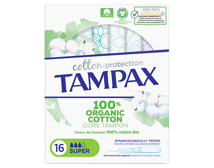 Super Tampons with Applicator x16