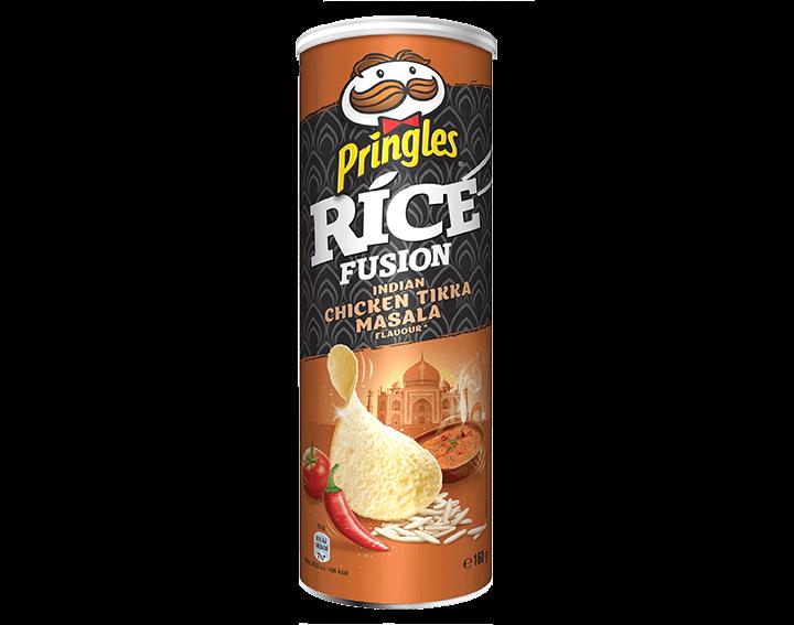 Pringles Rice Fusion Saveur Chicken Tikka Masala 160g