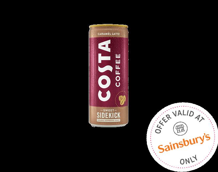 Caramel Latte 250ml