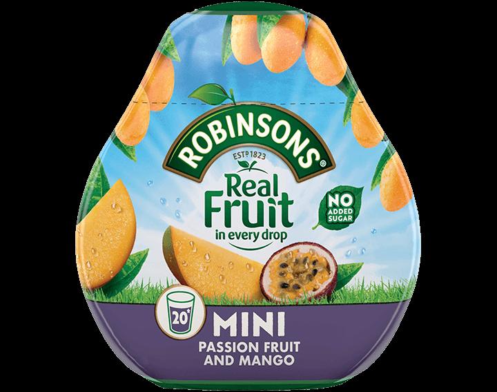 Mango and Passionfruit 66ml