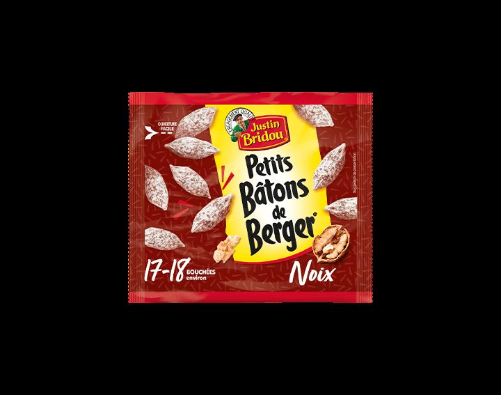 Petits Bâtons de Berger Noix - 100g