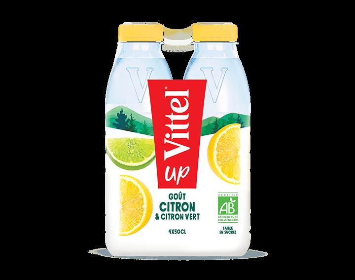 Citron-Citron Vert 4x50cl