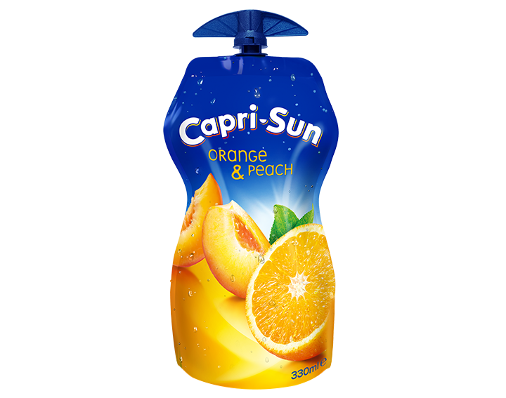 Capri-Sun Orange Pêche Poche 33cl