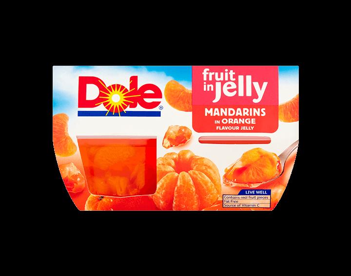 Mandarin In Orange Jelly (4x123g)