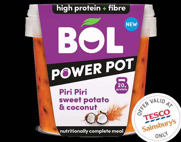 Piri Piri Sweet Potato & Coconut - 450g