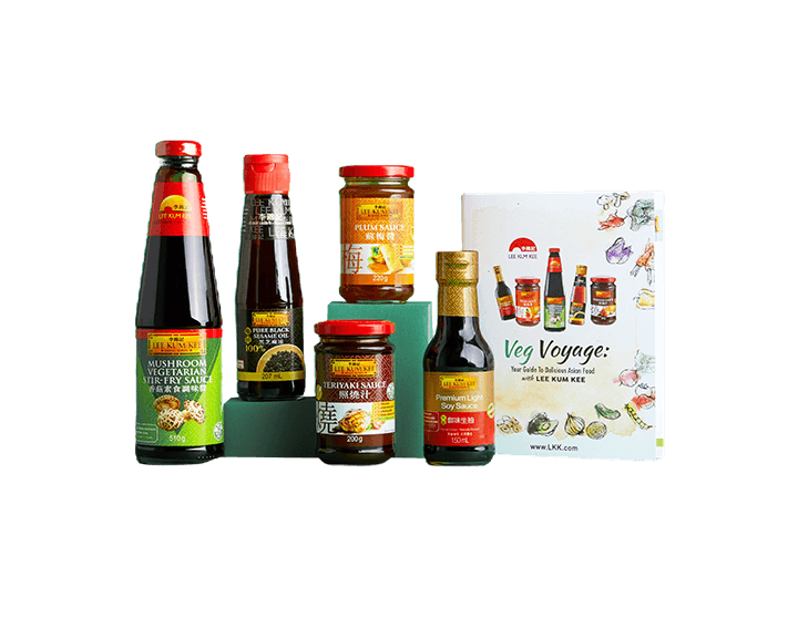 20% OFF on all Lee Kum Kee products