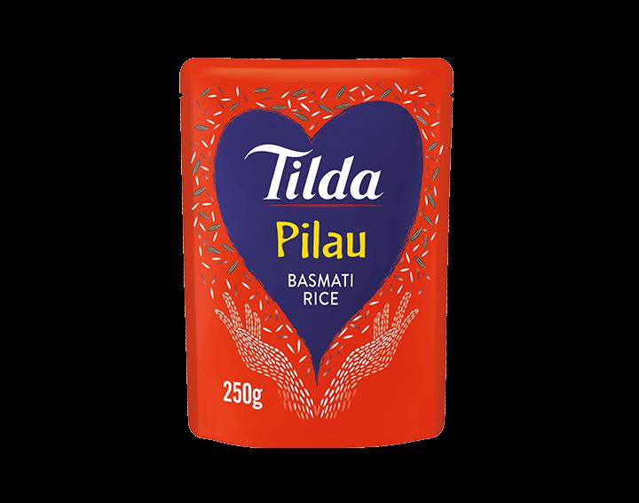 Pilau Basmati Rice 250g