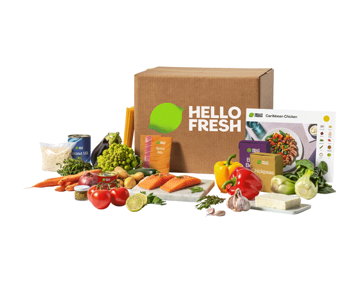 HelloFresh Box