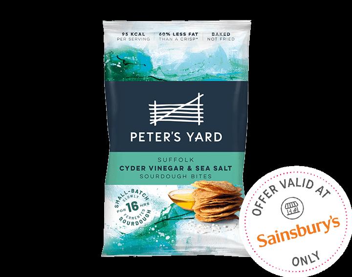 Suffolk Cyder Vinegar & Sea Salt 90g