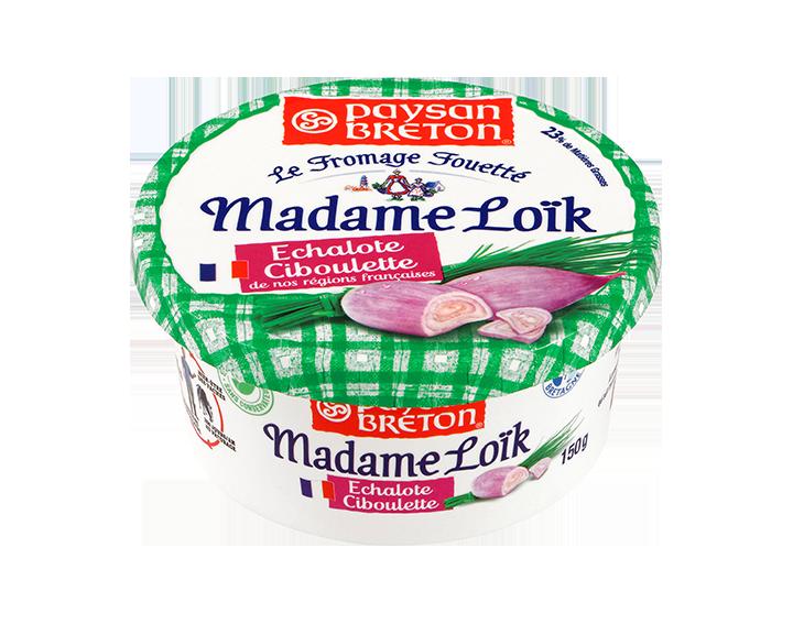 Madame Loïk Echalote Ciboulette 150g