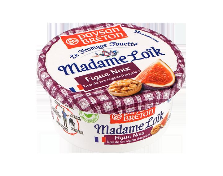 Madame Loïk Figue Noix 150g
