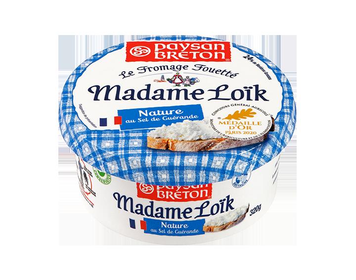 Madame Loïk Nature 320g