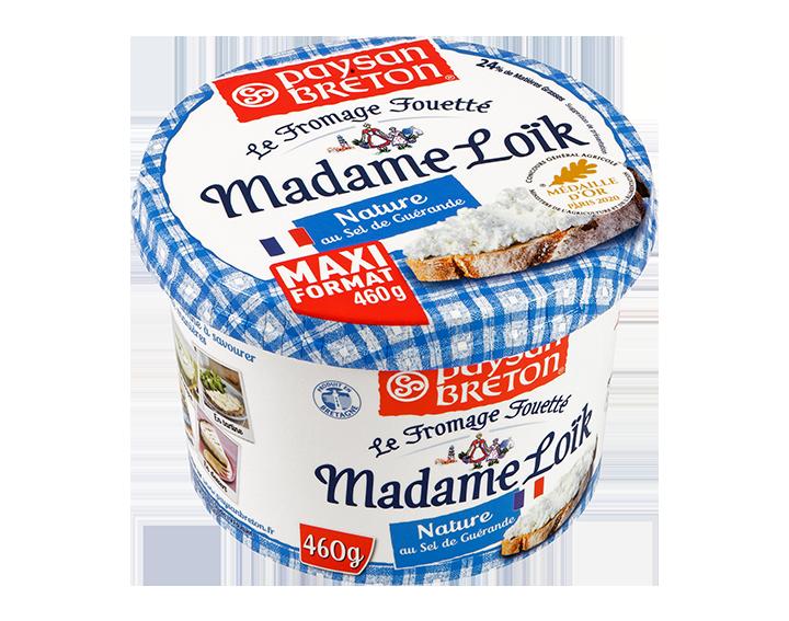 Madame Loïk Nature 460g