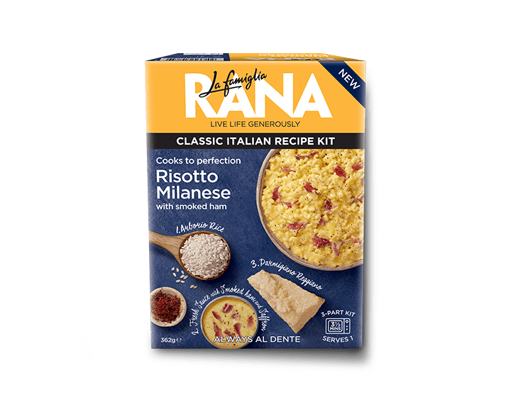 Risotto Milanese 362g